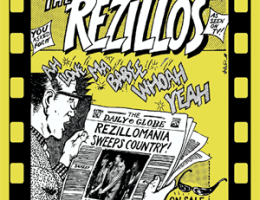 THE REZILLOS 'Rezillomania' Tour