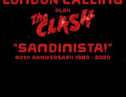 "LONDON CALLING play The Clash ""Sandinista!"""