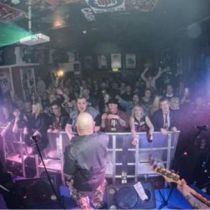 The Waterloo Music Bar Blackpool