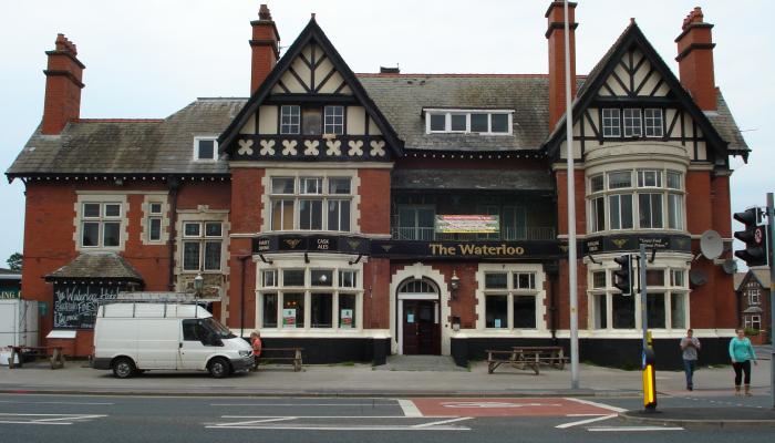 Waterloo Music Bar Blackpool
