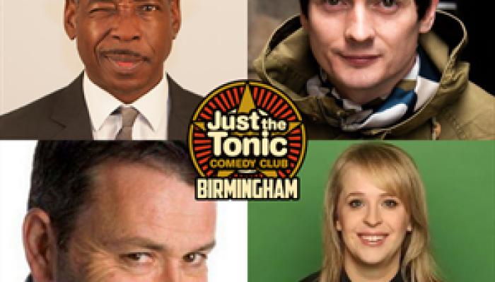 Just The Tonic - Birmingham
