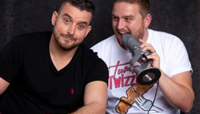 Two Mr Ps in a Podcast - LIVE
