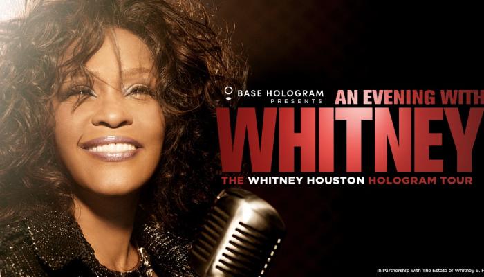 The Whitney Houston Hologram Tour
