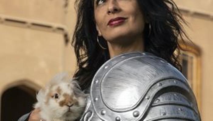 Shappi Khorsandi: Skittish Warrior