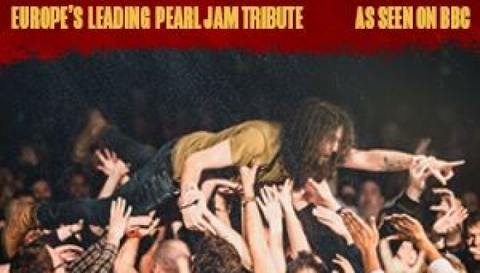 Pearl Jamm live at The Bullingdon