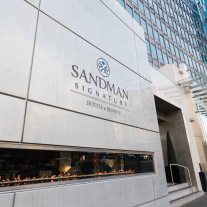 Sandman Signature Newcastle Hotel