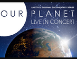 Our Planet Live In Concert