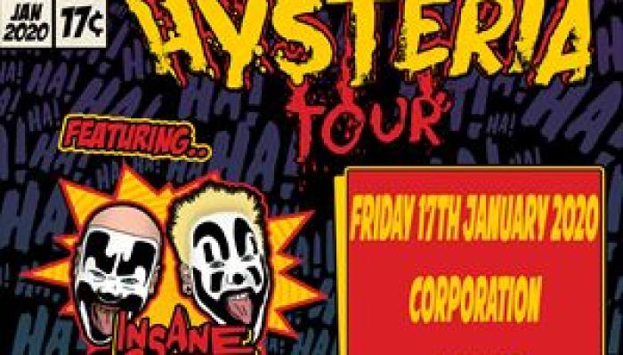 Insane Clown Posse + Dope D.O.D