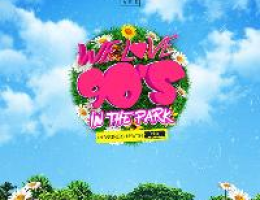 We Love 90s In The Park