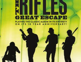 The Rifles Unplugged Tour