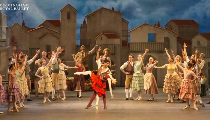 Birmingham Royal Ballet - Don Quixote