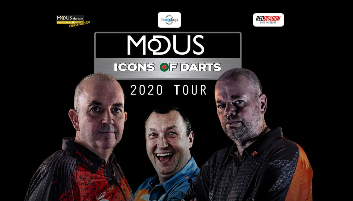 Modus Icons of Darts 2020 Tour