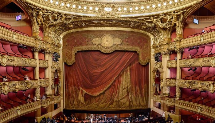 The Russian State Opera presents Aida