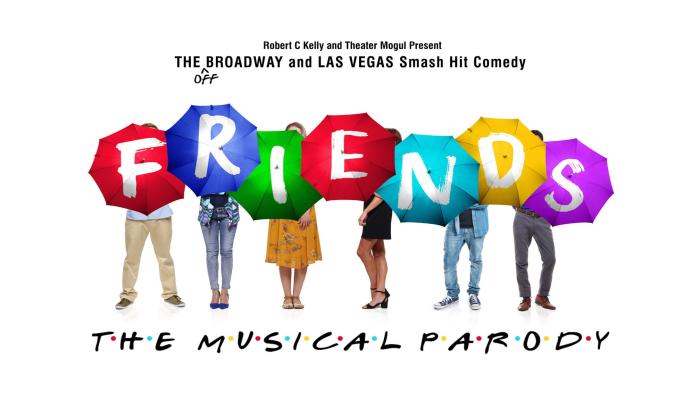 Friends - the Musical Parody