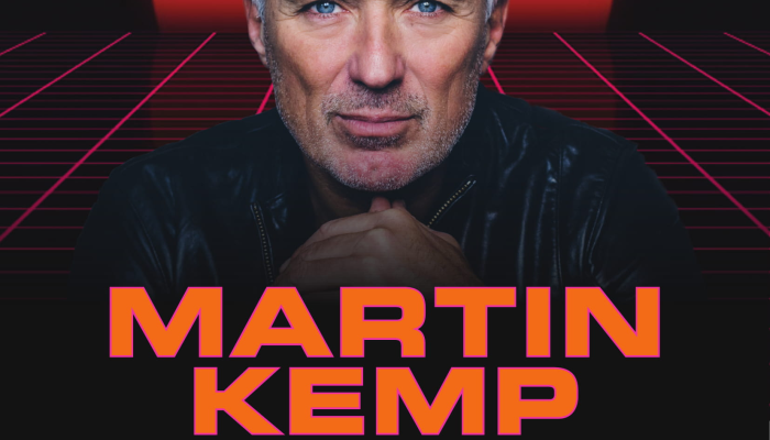 Martin Kemp'S Back To The 80'S Dj Set