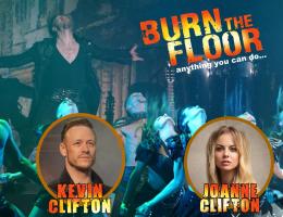 Kevin Clifton & Joanne Clifton - Burn The Floor