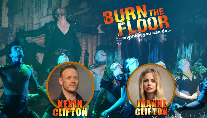 Kevin Clifton & Joanne Clifton - Burn The Floor