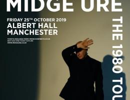 Midge Ure - Vienna & Visage The 1980 Tour