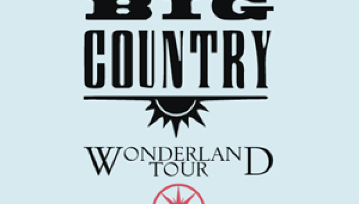 BIG COUNTRY 'Wonderland'