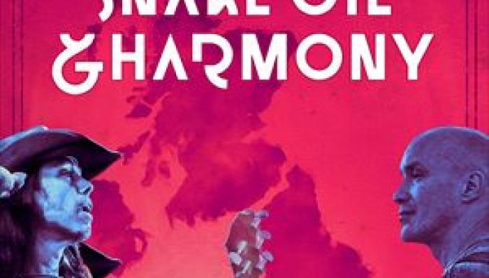 Snake Oil and Harmony - Dan Reed & Danny Vaughn