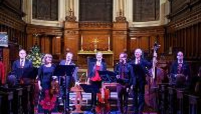 Spanning the Channel - Manchester Baroque