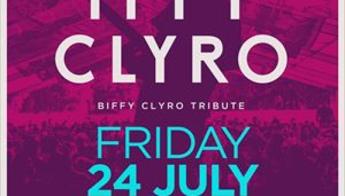 IFFY CLYRO (Biffy Clyro Tribute)