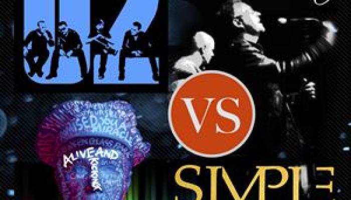 U2+1 vs Alive & Kicking UK