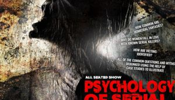 Psychology of Serial Killers with Jennifer Rees