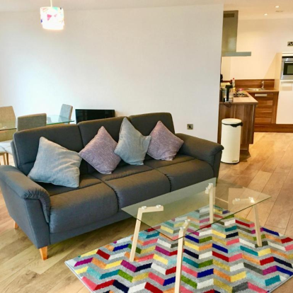 Snapos Luxury Serviced Apartments
