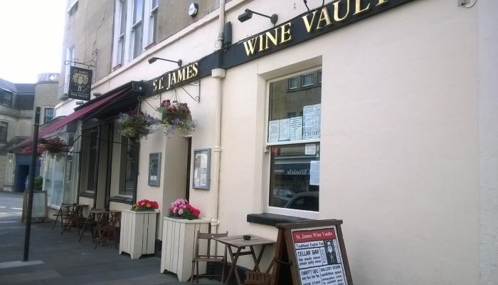 St James Wine Vaults