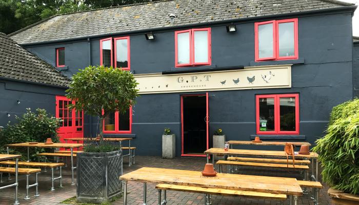 The Green Park Tavern