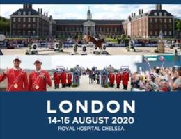 Longines Global Champions Tour Of London 2020