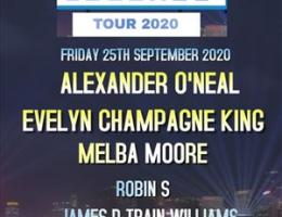 The Legends Tour 2020