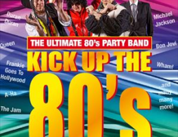 A Kick up the 80s at the Station