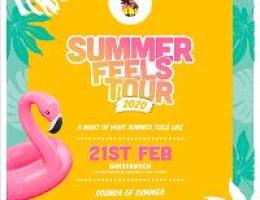 The Summer Feels Tour 2020: Glasgow