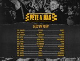 Pete & Bas: Lads on Tour
