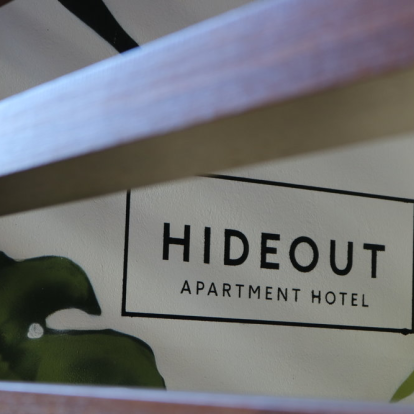 HIDEOUT Apartment Hotel