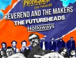 Propaganda Live Tour