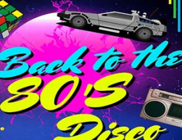 Back to the 80's Disco Night - Longbridge