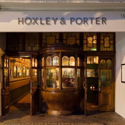 Hoxley & Porter