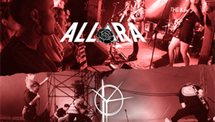 Allora // In Your Prime // Support