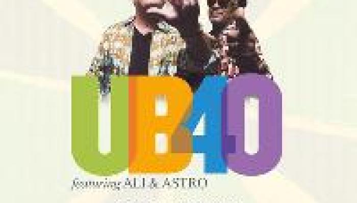 The Manchester Reggae Festival - UB40 feat Ali Campbell & Astro