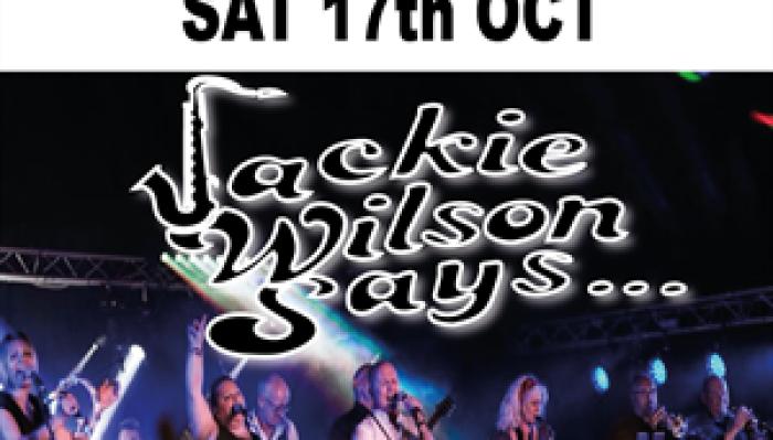 Jackie Wilson Says