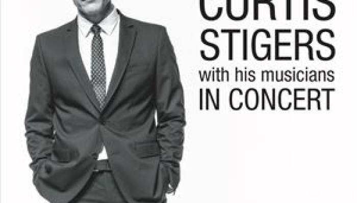 Curtis Stigers with his Musicians in Concert