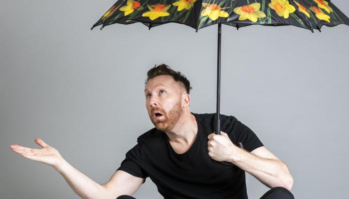 Jason Byrne - Audience Precipitation