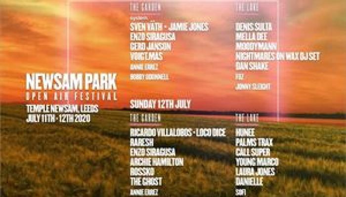 Newsam Park Festival