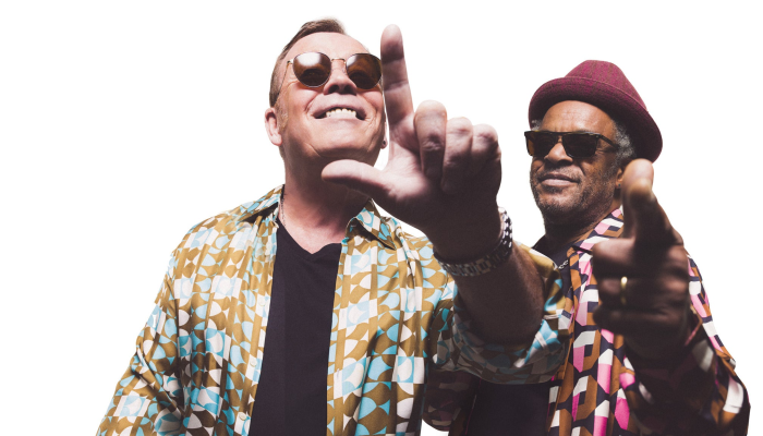 Nocturne Live - UB40 feat. Ali & Astro plus guests Jimmy Cliff & Aswad