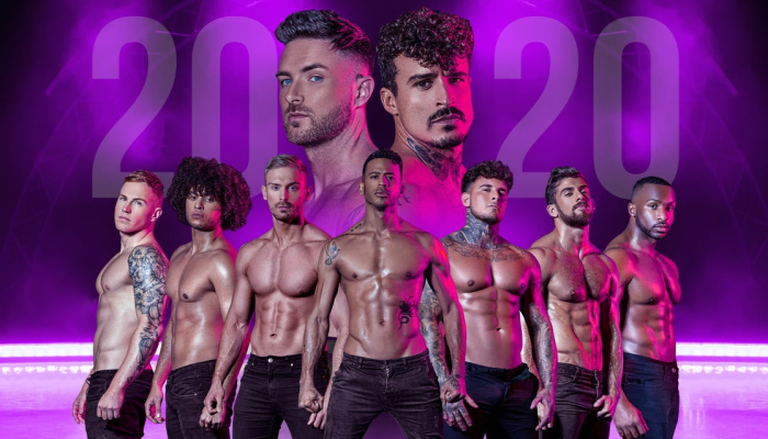 Dreamboys 2020 - Too Hard to Resist