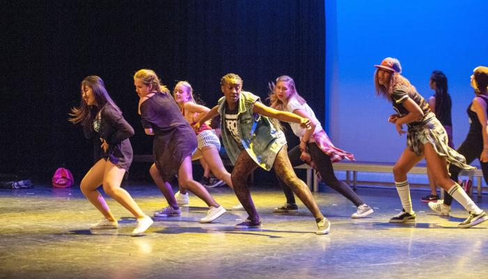 June D Gill School of Theatre Dance Presents Peter Pan