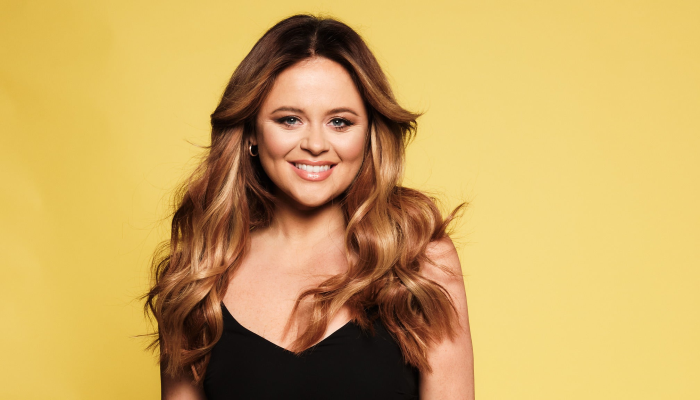 Emily Atack: Has Left the Group